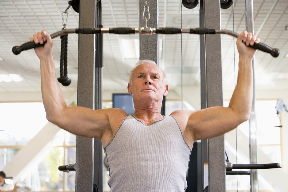 resistance exercise for older adults