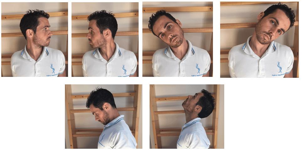 mobilizzazione del collo