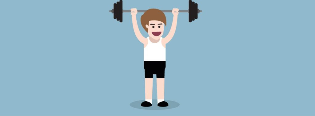 Perchè aumentare la massa muscolare è una buona idea a qualsiasi età