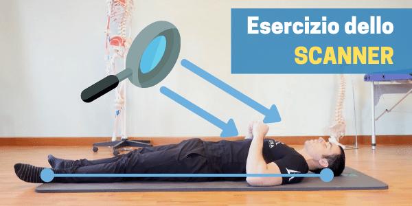 """Come rilassare i muscoli di collo e schiena con l'esercizio """"scanner della pesantezza"""""""