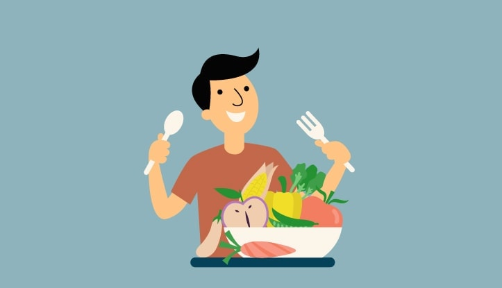 uomo-che-mangia