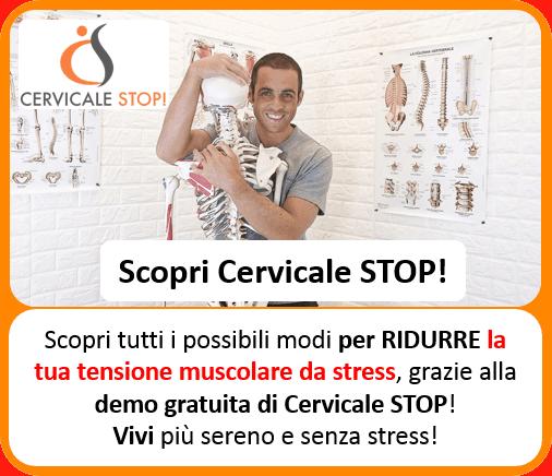 Risolvi la tensione muscolare da stress nervoso!