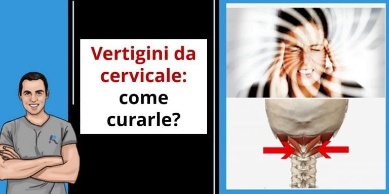 Come curare le vertigini da cervicale?
