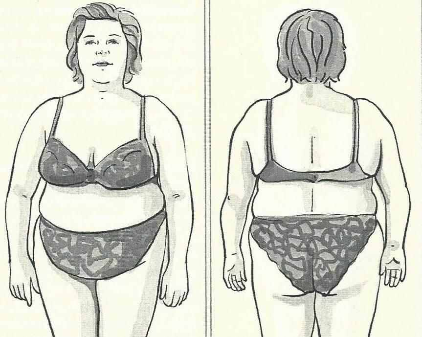 impossibile perdere peso dopo la menopausa