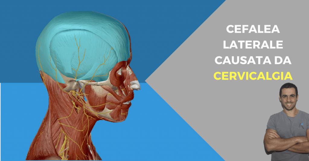 Mal di testa lato destro o sinistro: quando la causa è cervicale