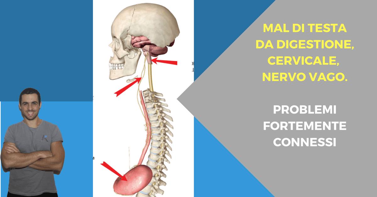 Nausea e dolori cervicali: quale legame?