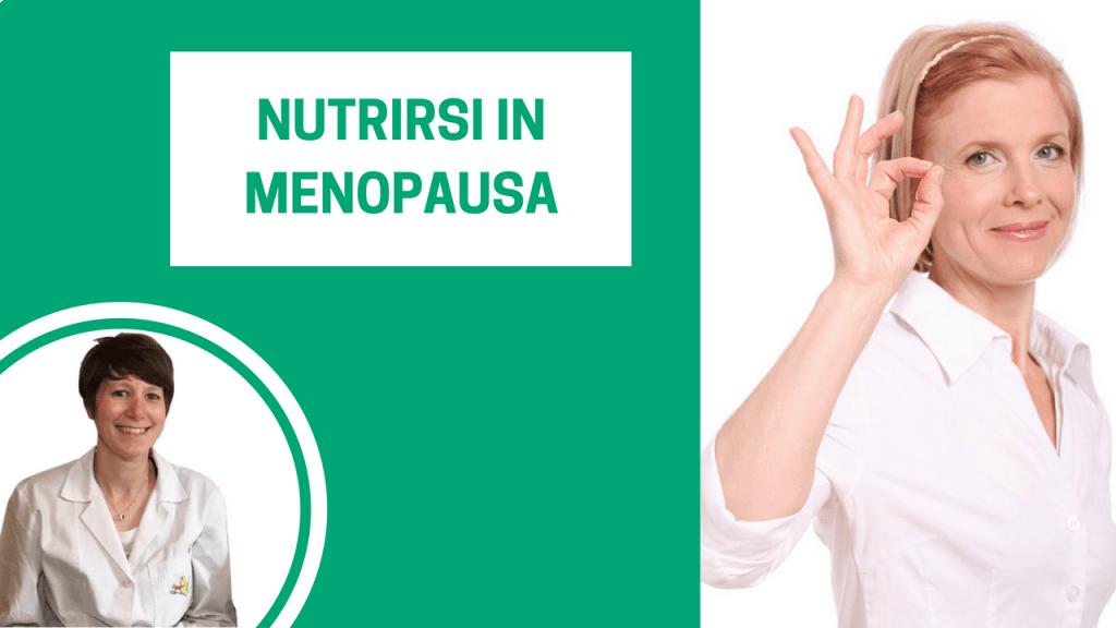 cistite donne in menopausa