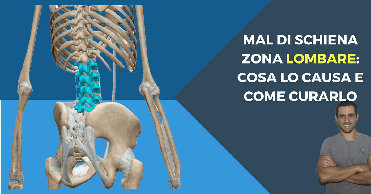 0a577793a9 Mal di schiena zona lombare: cosa lo causa e come curarlo con esercizi  mirati - L'Altra Riabilitazione