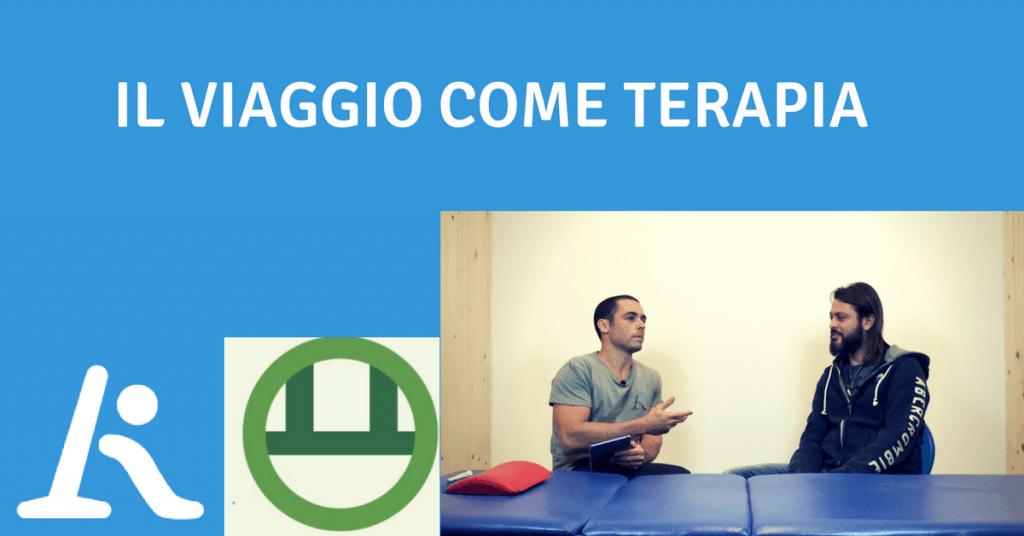 Il viaggio come terapia: intervista a Claudio Pelizzeni (Trip Therapy blog)