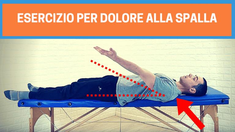 Come sconfiggere la tendinite alla spalla in 3 mosse (prova subito!)