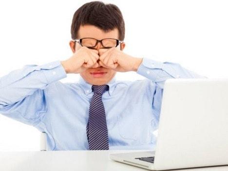 Artrosi cervicale e disturbi alla vista