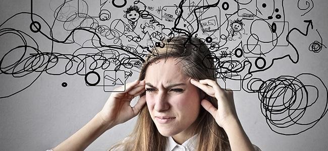 Stress e mal di testa