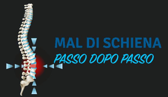 Logo MDS - Mal di schiena passo passo