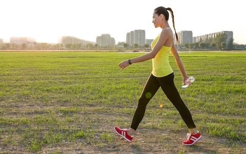 camminare per mal di schiena