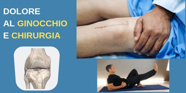 Dolore al ginocchio: cause, sintomi e rimedi